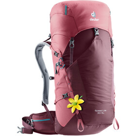 Deuter Speed Lite 30 SL Backpack Dam maron-cardinal